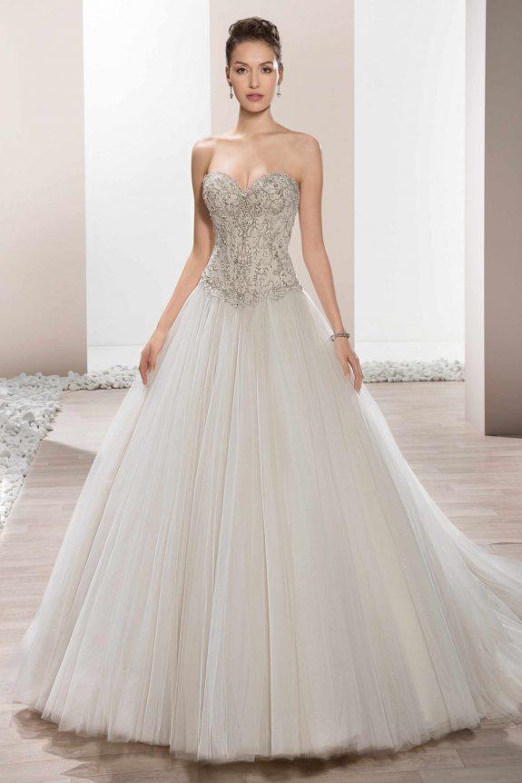 fd82a9cabae demetrios 2017__11 - zinnia bridal Dress