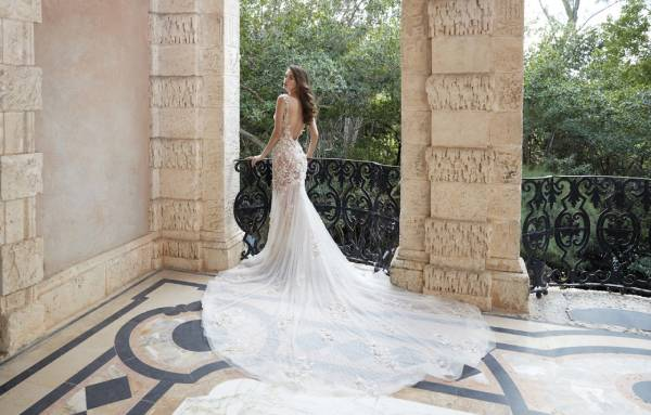 Are you wearing a white wedding gown on your big day?